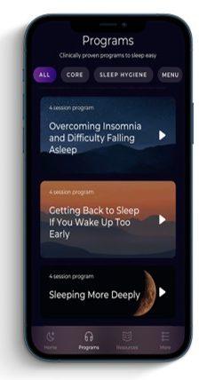 sleep easy app new ios